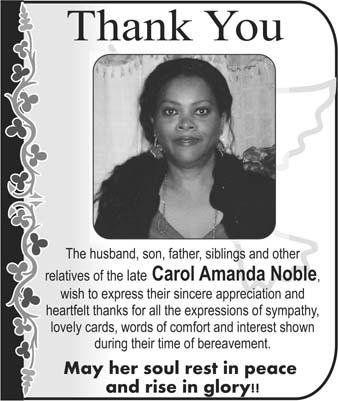 Carol Noble
