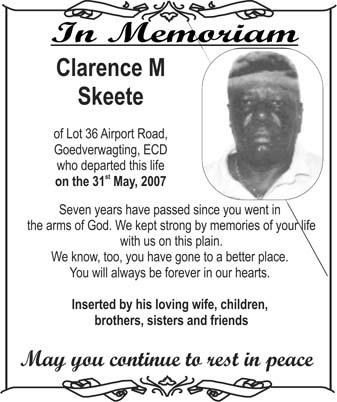 Clarence Skeete