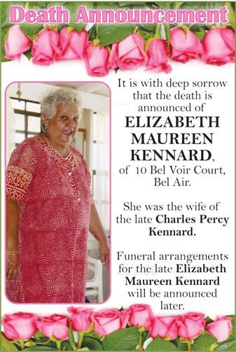 Elizabeth Kennard