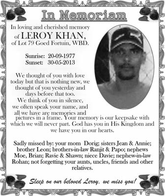 Leroy Khan