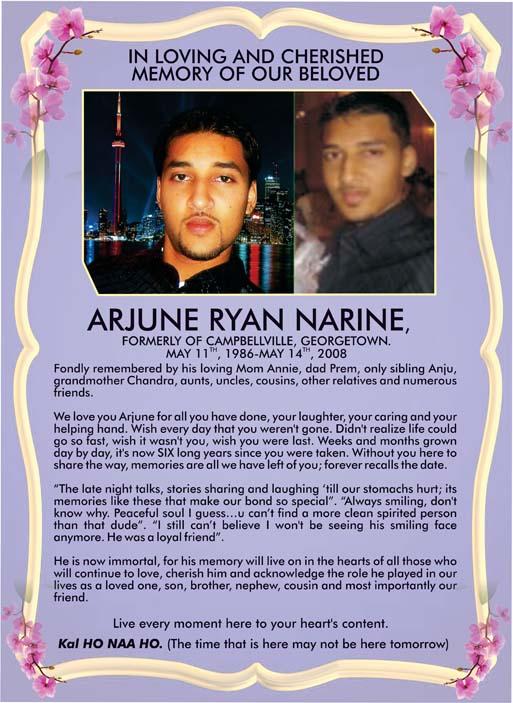 Arjune Narine