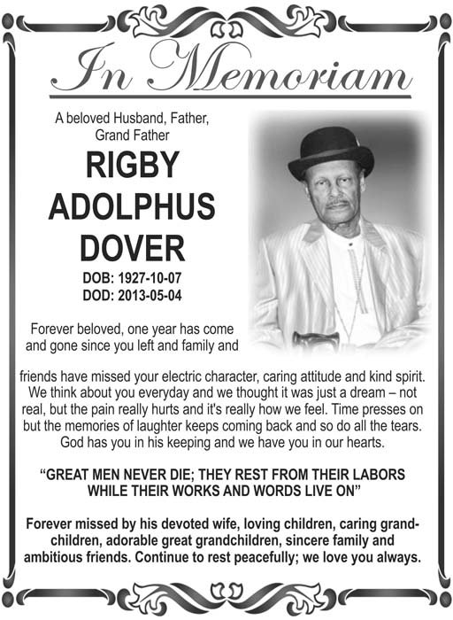 Rigby Dover
