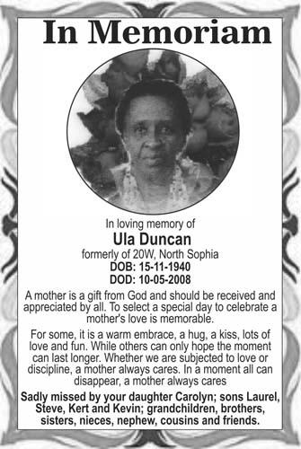 Ula Duncan