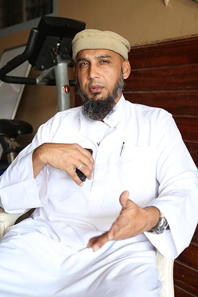 Hamza Mohammed