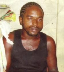 Kwame Bhagwandin before the attack