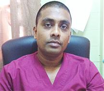 Dr Gavin Persaud