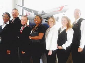 Dynamic Airways' recruitment team