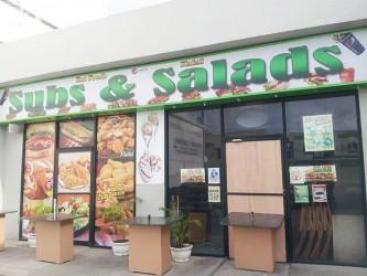 Subs and Salads