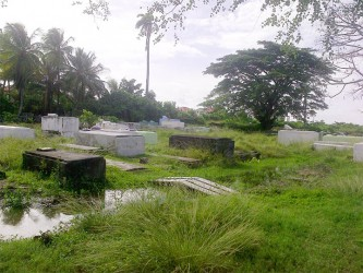 La Jalousie cemetery