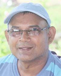 Mohendra Persaud