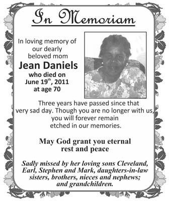 Jean Daniels