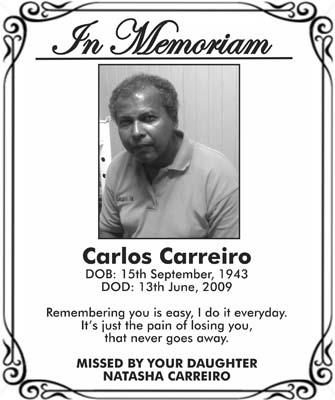 Carlos Carreiro