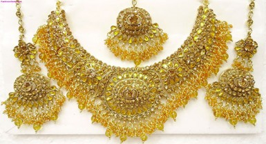 Currently, what is produced locally is mainly gold jewellery.