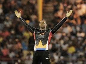 Marlon Samuels ... will lead the Antigua Hawksbills