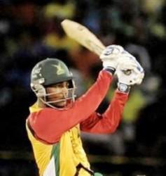 Man-of-the-Match Denesh Ramdin ... top scored with 51.