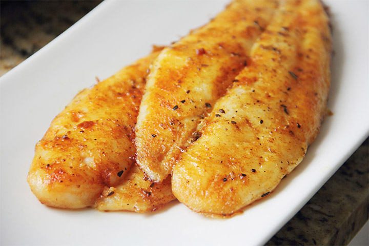 baked fish fillets stabroek news