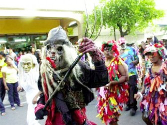 Jonkunnu (Jamaica Gleaner)