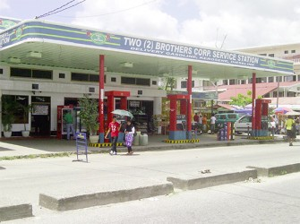 The Two Brothers Corp. Service Station