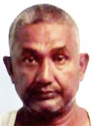 Deochand Singh.