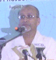 Director General, GCAA, Zulfikar Mohammed