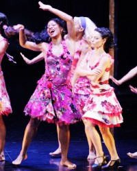 Rachel Oneika Phillips in West Side Story