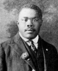Marcus Garvey (courtesy of the Jamaica Gleaner)