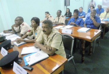 Participants at the seminar (Ministry of Public Works photo)
