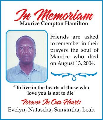 Maurice Hamilton