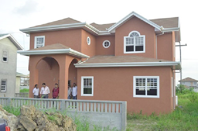 East Bank housing development impresses private sector ...