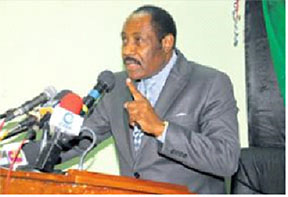 """Horace Burrell : """"People have been saying we are our worst enemies"""""""