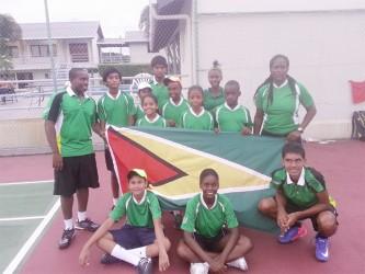 The national tennis team.