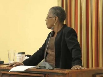 Wife of Walter Rodney testifies at COI – Part 2