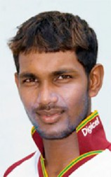 Axed West Indies wicketkeeper Denesh Ramdin has been penalised for his Twitter rant.