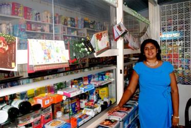 Sandra Khan and the Medicine Express