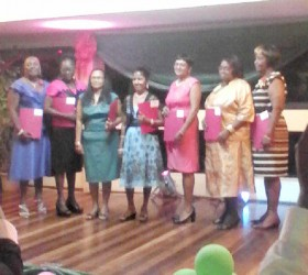 Employees who were awarded for twenty five years of service.