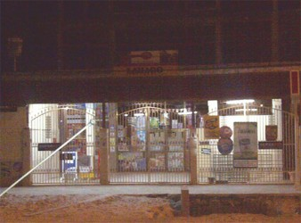 The Lahago General Store at Montrose, East Coast Demerara
