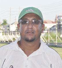 man-of-the-match Richard Latif