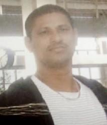 Sought by police: Devendra Hansraj