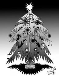 20141220xmas tree