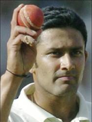 Anil Kumble