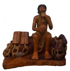 RasIah Duppy Conqueror (Shortlisted Sculpture)