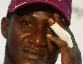 "Darren Sammy: ""I won't be drawn into all what's going on cause that has never been me"
