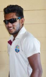 Davendra Bishoo