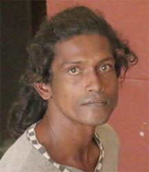 Roy Persaud.