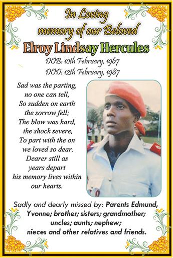 Elroy Lindsay Hercules
