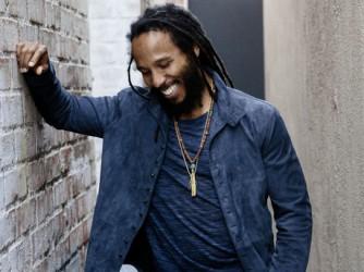 Ziggy Marley (Jamaica Gleaner photo)