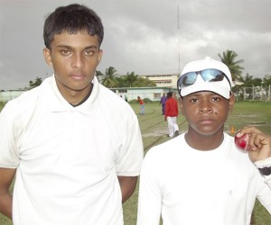 Abdel Bacchus and Stephon Wilson combined to take seven wickets.