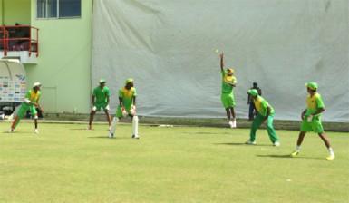 Leon Johnson believes the Guyana Jaguars are confident, balanced side