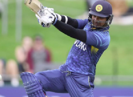 Sangakkara also went past Australian Adam Gilchrist's (52) World Cup record of most dismissals by a wicketkeeper.