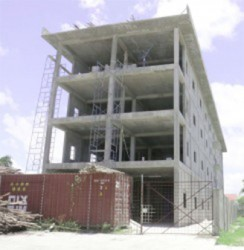High rise construction poses serious safety and health challenges